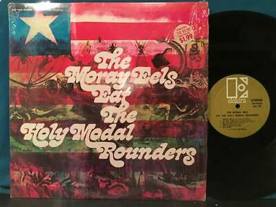 Moray Eels Eat The Holy Modal Rounders~Orig 1968 Deep Groove Lp~Shrink~Gold Lbl