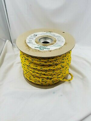 """GREENLEE 418 Rope 3/8"""" x 600ft"""