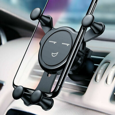 360° Car Air Vent Mount Cradle Holder Stand for Smart Cell Phone Holders Support