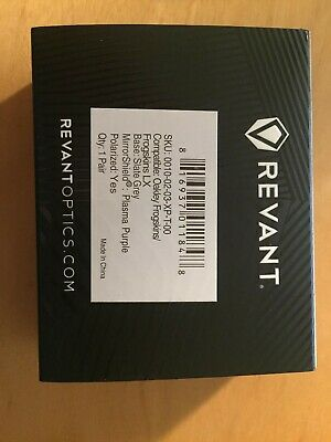 Revant Replacement Lenses for Oakley Frogskins - purple Polarized
