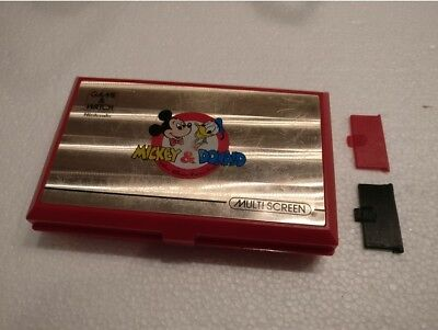 Nintendo Game and Watch Replacement Battery Lid Cover Spare Repair Retro Gaming