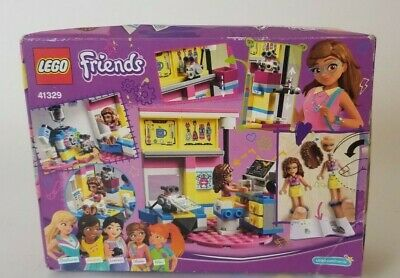 163 Pieces New In Box Lego Friends 41329 Olivia S Deluxe Bedroom Lego Complete Sets Packs Toys Hobbies Japengenharia Com Br