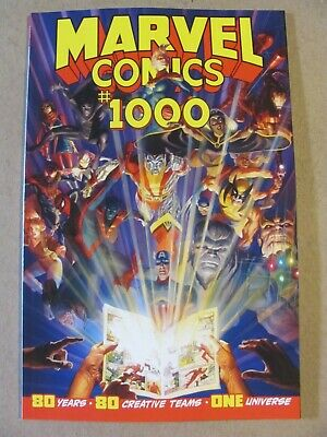 Marvel Comics #1000 Marvel Comics 2019 Series 9.6 Near Mint+