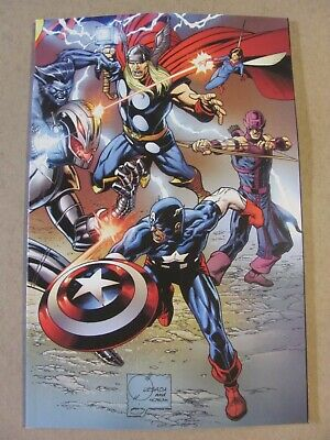 Marvel Comics #1000 Marvel 2019 Series Quesada Wraparound Variant 9.6 Near Mint+