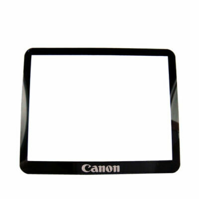 New Outer TFT LCD Screen Display Window Glass + Tape For Canon EOS 5D Mark II