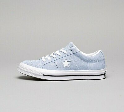 Mens Converse One Star OX Navy//White Trainers PF1 RRP £64.99