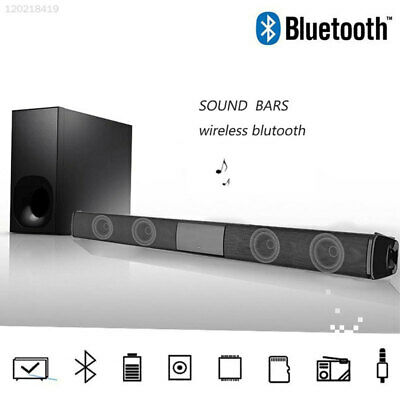 Bluetooth 4.0 Soundbar Bluetooth Speaker Voice Call Home Theater Music Player