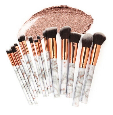 15pcs Professional Makeup Brush Set Foundation Blusher Cosmetic Make-up Brushes