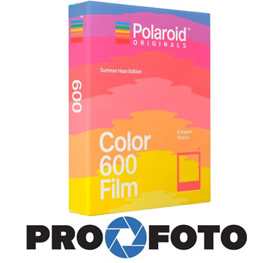 POLAROID ORIGINALS COLOR FILM 600 SUMMER HAZE for 600 , OneStep , I-Type