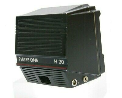 Phase One H20 Digital Back
