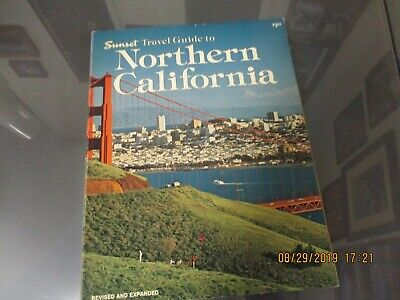 Sunset Travel Guide Northern California 1975
