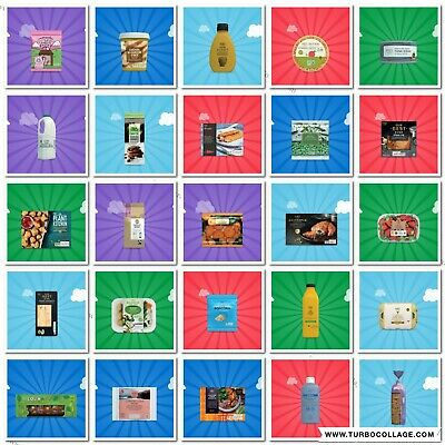 M&S Little Shop Collectable & Card New Free 1st Postage Marks & Spencer M & S MS
