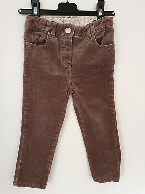 John Lewis Brown Trousers Age 2-3