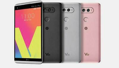 LG V20 64GB Titan Unlocked Dual Camera 5.7 inch screen H910 Smartphone x