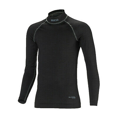 Sparco SHIELD RW-9 longsleeve top black (with FIA homologation) s. XS/S