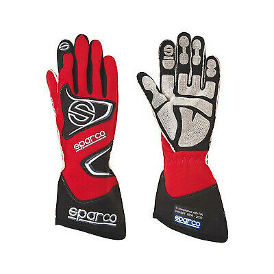 Sparco Gloves Classic Tide H9 red s. 11