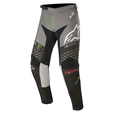 Alpinestars Cross Hose Monster Raptor Grau/Schwarz