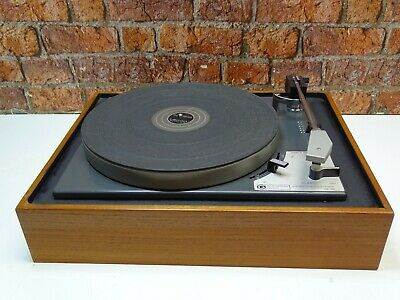 Goldring Lengo GL69 Vintage Idler Drive Vinyl Turntable Record Player Deck