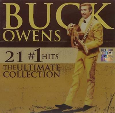 21 #1 Hits: The Ultimate Collection by Buck Owens