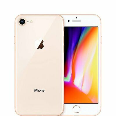 Apple iPhone 8 - 64GB - Gold -  Factory GSM Unlocked AT&T / T-Mobile - A1897