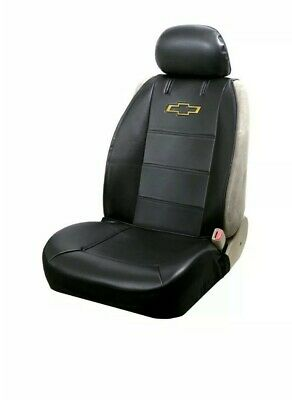 PlastiColor Chevy Sideless Seat Cover With Head Rest Cover 008586