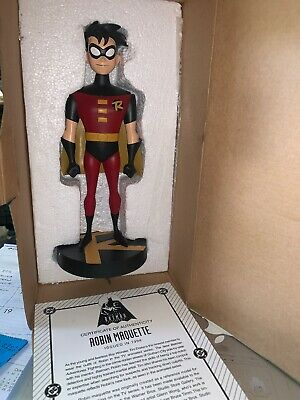 Warner Brothers The New Batman Adventures Robin Maquette 1360 of 2500 New In Box