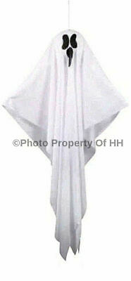 """Poseable 36"""" Tall Halloween Hanging Ghost Zombie Monster Ghoul Grim Reaper Prop"""