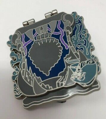 Disney Halloween 2018 Trick Or Treat Pin Ursula Hinged LE 4000 Little Mermaid