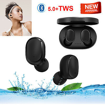A6S TWS Bluetooth Earphone Stereo Bluetooth 5.0 Eeadphone Earbuds HiFi Sound