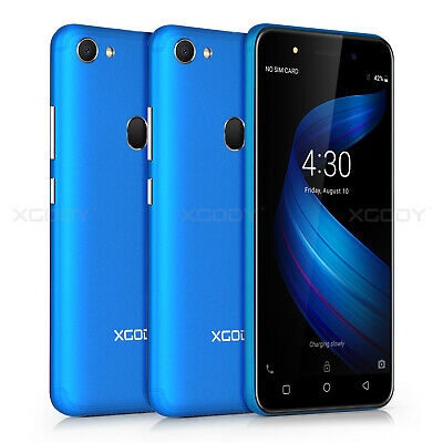 XGODY Android 8.1 Dual SIM Cheap Unlocked Cell Phone AT&T T-Mobile 3G Smartphone