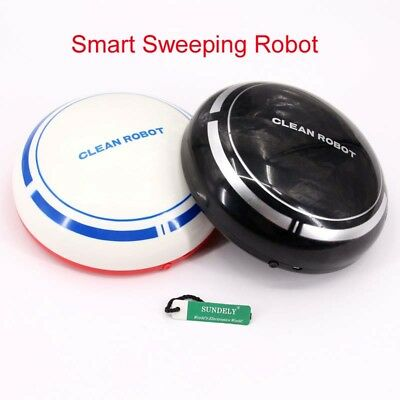 NEW PURE CLEAN Robot Smart Robot Vacuum Cleaner Automatic