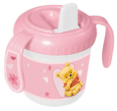 Baby Winnie Training Mug for Baby / Sippy Cup / Sipper Cup