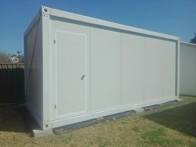 Container House - Container Home - Portable Building - 3Mx6M