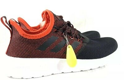 Adidas Lite Racer RBN Shoes Mens F36648 Black and Red Size 11.5 Ortholite Float