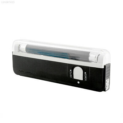 Portable UV Handheld BANK NOTE BANKNOTE Checker Money Tester Black Counterfeits