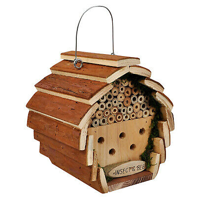 INSECT house home hotel garden bug bee box ladybird nest multi discount deals