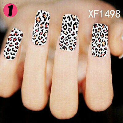 99EC Water Nail Art Stickers Sell Tips Manicure DIY