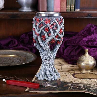 Weirwood Tree Game of Thrones Goblet Chalice rt Unusual Gift