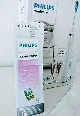 PHILIPS Sonicare DiamondClean Electric Toothbrush + 3 EXTRA BRUSHES