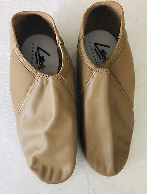 Leo/'s 7016 Tan Child 2.5M Leather Gioflex Neo Slip On Boot Fits Toddler 11
