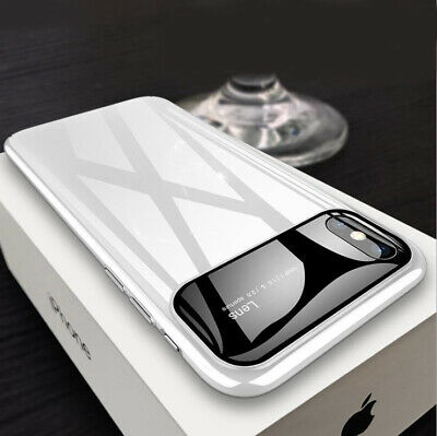 Ultra Slim Shockproof Luxury Phone Case For Apple iPhone 6 6s 7 8 Plus XS MAX XR