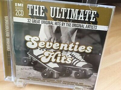 Various Artists - The Ultimate Seventies Hits - 70s Very Good
