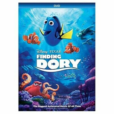 Finding Dory (DVD, 2016) New & Sealed Slipcover included Free Shipping