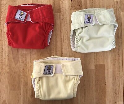 Dry Bees All In One Pocket Cloth Diapers Small