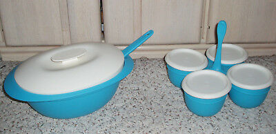 New~TUPPERWARE Essentials Soup Tureen w/Ladle or Condimate Set~Choice or Both