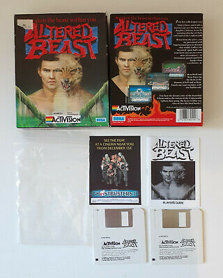 Altered Beast - Atari 520 ST - Boxed - Excellent Condition RARE