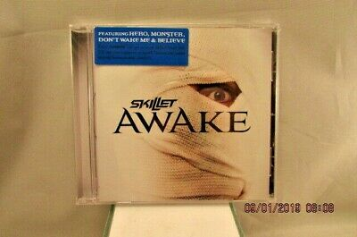 Skillet - Awake CD 2009 Atlantic Records ** NEW **