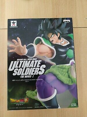 Figurine Dragon Ball Super:Broly Ultimate Soldiers The Movie I