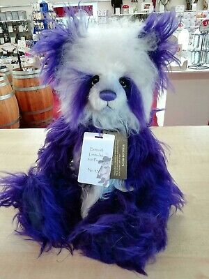 SPECIAL OFFER! Charlie Bears Mohair Collection BOTTICELLI No 379/500 RRP £225