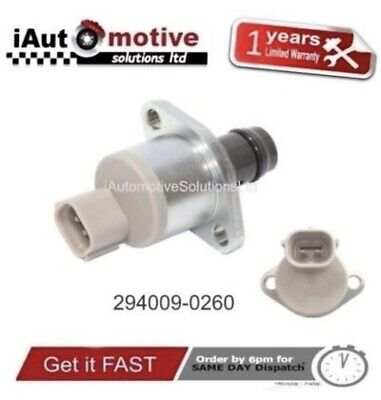 For Mitsubishi L200 2.5 Di-D 2005 On Fuel Pump Regulator Valve Diesel